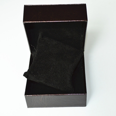 High Quality Luxious Pu Leather Wholesale Hanmdmade Pillow Watch Storage Box