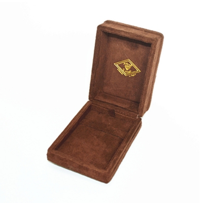 newest high quality handmade velvet packaging jewelry box